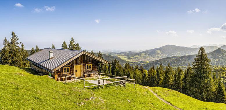 Berghütte Bayern