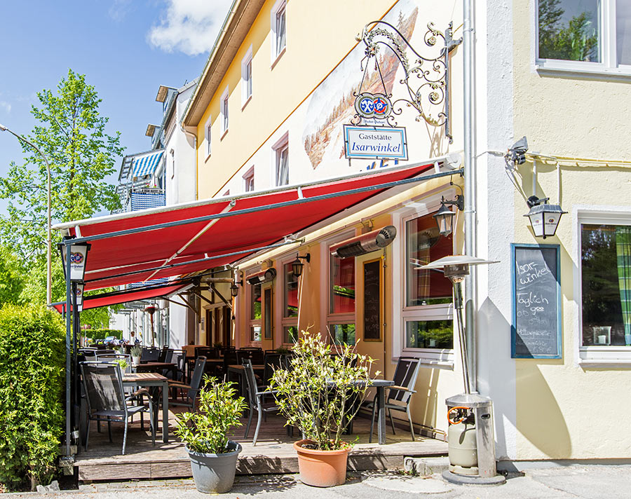 Gaststätte Isarwinkel in Geretsried