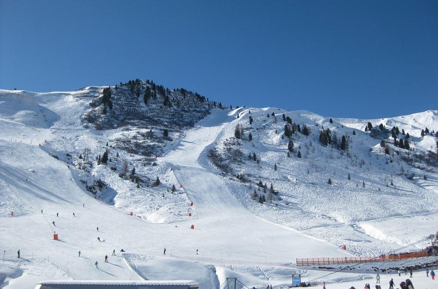 Skigebiete um Geretsried